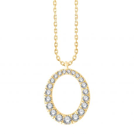 Collier Blanche S