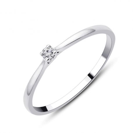Solitaire Lady de 0,03ct - 0,50ct
