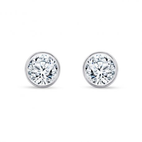 Puce diamants Valentine -0,05ct