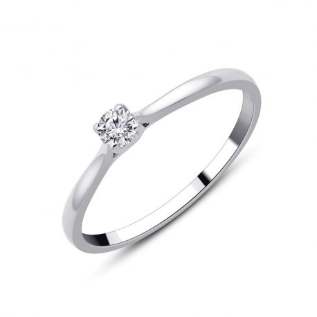 Solitaire Lady 0,09ct