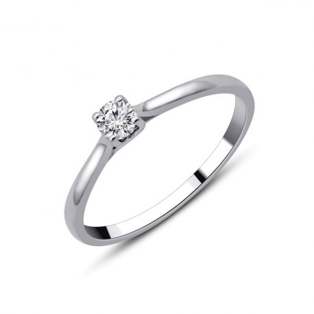 Solitaire Lady 0,15ct
