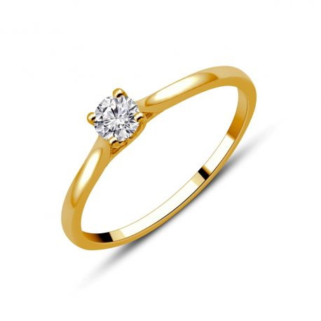Solitaire Lady 0,20ct