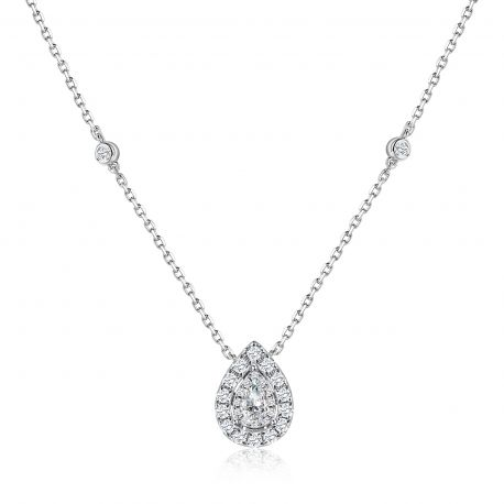 COLLIER CAPRICE TAILLE POIRE S
