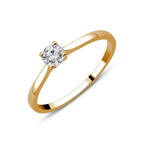 Solitaire Lady 0,30ct