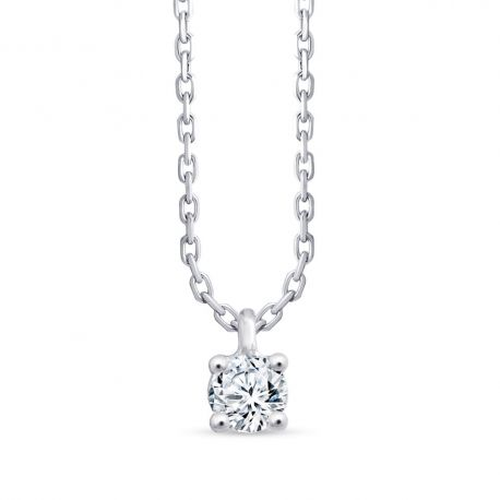 COLLIER EMMA 0,10CT