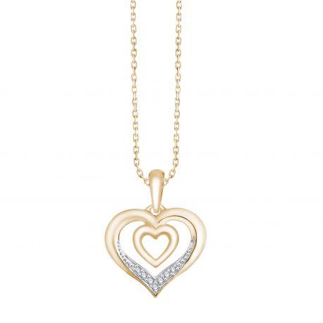 Collier Coeur Dalia