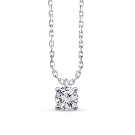 COLLIER EMMA 0,20CT