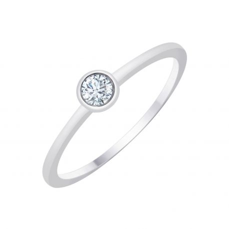 Solitaire The One 0,15 ct