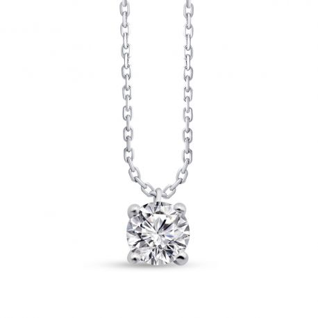 COLLIER EMMA 0,50CT