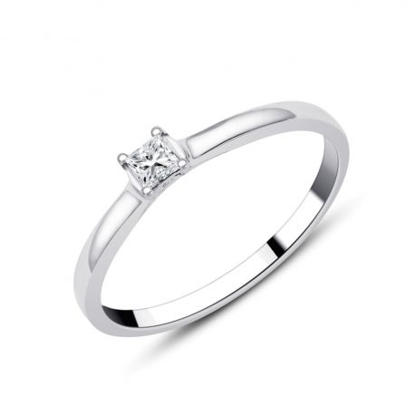 SOLITAIRE AMANDA 0,11CT