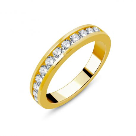 DEMI ALLIANCE PAULA 0,70CT