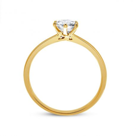 Solitaire diamants Camilla 0,50ct