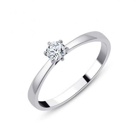 Solitaire diamants Camilla 0,20ct