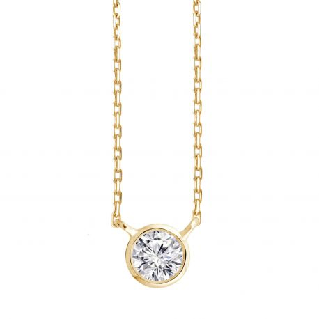 Collier Julia de 0,09ct à 0,27ct